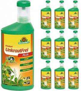 10x 1L Neudorff Finalsan Concentré Produit contre mauvaises herbes sans Plus, Herbicide de la marque Neudorff image 0 produit