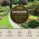 100g/m² Kenley Tissu Revêtement Toile de Paillageanti anti Mauvaises Herbes - 5M x 10M de la marque Kenley image 1 produit