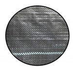 1m X 50m Tissu des mauvaises herbes, la couverture du sol, la membrane de jardin 100gsm de la marque Yuzet image 4 produit