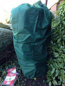 2Plante chauffant protection hivernale pour jardin Coque Med 105x 80cm 35g/m² de la marque Yuzet image 0 produit