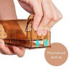 2 x Vensmile Souricière Piège à souris en direct Répulsor Contrôle de la souris peut tuer sans cruauté à rat Cage de la marque Vensmile image 3 produit