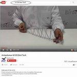 3 mètres pics anti pigeons BIRD-TECH en acier inoxydable + 1 Colle transparent GARANTIE 10 ANS de la marque Oldisfer image 4 produit