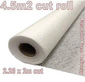 4.5M2géotextile Cut Rouleau anti-boue Barrier Puisard Wrap anti mauvaises herbes 2.25x 2m de la marque Bonar image 0 produit