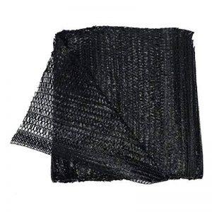 40% Black Sun Abat-jour en filet solaire Abat-jour en tissu résistant aux UV Filet pour jardin Fleur Plante 3M x 4M noir de la marque Gardeningwill image 0 produit