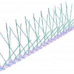 5 mètres de pics anti pigeons - 4 rangées de pointes en acier inoxydable - garantie 10 ans de la marque Oldisfer image 2 produit