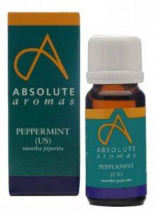 Absolute Aromas Pure US 10ml d'huile essentielle de menthe poivrée–refroidissement, rafraîchissant et Purification Peut être utilisé dans un Diffuseur ou pour une utilisation d'aromathérapie. de la marque Absolute Aromas image 0 produit