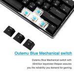 ACGAM Mousepad Super Portatif Tapis de souris; XXXL 900 * 300 *4mm, Waterproof Mouse Pad, Anti-glissant Caoutchouc&Texturée Surface;Washable Gaming Mouse pad de la marque ACGAM image 4 produit