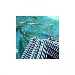 Agrafes pour Toiles de Paillage & Géotextiles pointe Biseautée de la marque Gamme Agrifournitures.fr image 0 produit