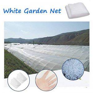 AgSivo Filet pour jardin, Anti Insecte/Oiseaux/Moustique/Heron/Pigeon en PE Protager pour Arbre Fruitier 6 X 2.5 M de la marque AgSivo image 0 produit