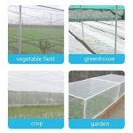 AgSivo Filet pour jardin, Anti Insecte/Oiseaux/Moustique/Heron/Pigeon en PE Protager pour Arbre Fruitier 6 X 2.5 M de la marque AgSivo image 1 produit
