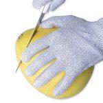 aituo 1Paire de cuisine Coupe résistant aux Contact Alimentaire Gants travail protection, jaune, Small-Yellow de la marque Aituo image 1 produit