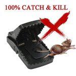 Allon Pièges mortels de tueur de rat, grand receveur de rongeur, pièges réutilisables de souris/souris, s'adapte à l'intérieur et à l'extérieur - paquet de 6 de la marque Allon image 1 produit