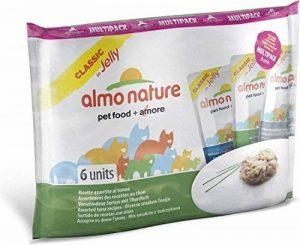 Almo Nature Hfc Jelly Thon Humide Chat–6enveloppes de la marque Almo Nature image 0 produit