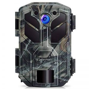 APEMAN Caméra de chasse 20MP 1080P Caméra Animaux de Surveillance avec Infrarouge Vision Nocturne Jusqu'à 65ft / 20m IP66 Pulvérisation Étanche de la marque apeman image 0 produit