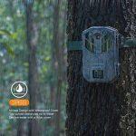APEMAN Caméra de chasse 20MP 1080P Caméra Animaux de Surveillance avec Infrarouge Vision Nocturne Jusqu'à 65ft / 20m IP66 Pulvérisation Étanche de la marque apeman image 3 produit