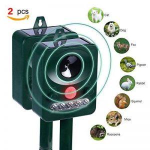 appareil pour effrayer les oiseaux TOP 8 image 0 produit