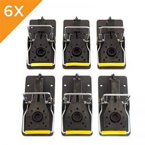 Aspectek - Lot de 6 pièges à souris - Réutilisables et faciles à utiliser de la marque Aspectek image 0 produit