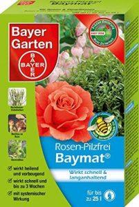 Bayer Jardin de roses sans champignons baymat lutte contre champignon, blanc, 100ml de la marque Bayer image 0 produit