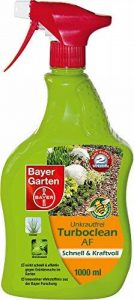 Bayer mauvaises herbes jardin sans Turbo Clean AF Herbicide, incolore, 1L de la marque Bayer image 0 produit
