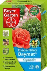 Bayer roses de jardin baymat lutte contre champignon, blanc, 200ml de la marque Bayer image 0 produit