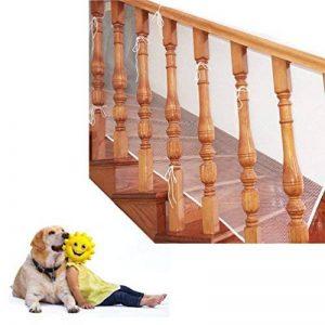 Bébé et Enfant Filet de Protection Balcon, Filet de Sécurité pour Balcon et Escalier, Solide et robuste Balustrade en Maille Résistant, 3M de la marque image 0 produit