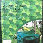 Bâche protectrice étanche pour banc de jardin 3 places de la marque OV image 1 produit