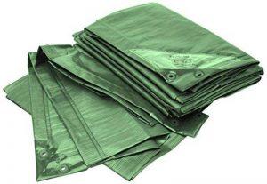 bâche tissée verte TOP 1 image 0 produit