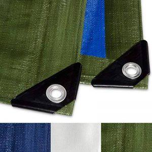 bâche tissée verte TOP 12 image 0 produit