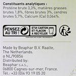 Beaphar - VERMIpure, comprimés hygiène digestive - chat - 50 comprimés de la marque Beaphar image 3 produit