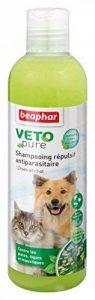 Beaphar - VETOpure, shampooing répulsif antiparasitaire - chien et chat - 250 ml de la marque Beaphar image 0 produit