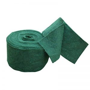 BESTOMZ Bande de protecteur d'arbre Anti-froid Bandage de Plantes d'Hiver pour enveloppement d'a rbre preuve pour garder chaud et Huimide-20m*13cm*2.5mm de la marque BESTOMZ image 0 produit