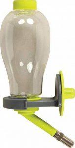 Biberon rongeur avec remplissage facile vert anis 500 ml (remplissage par le dessus) de la marque Zolux image 0 produit