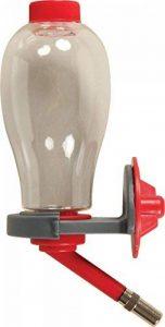 Biberon rongeurs avec remplissage facile 500 ml rouge cerise (remplissage par le dessus) de la marque Zolux image 0 produit