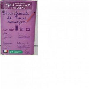 BICARBONATE DE SOUDE MENAGER BOITE 1.5KG - ECOGENE de la marque ECOGENE image 0 produit
