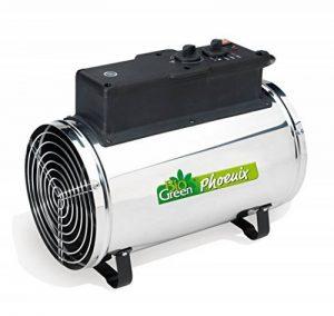 Bio Green PHX 2.8 Phoenix Chauffage pour Serre de la marque Bio Green image 0 produit