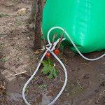 Brightcactus agricole Outil dégoulinant Établissement avec buse réglable relief Sac Arbre à fruits d'arrosage de jardin L de la marque Brightcactus image 2 produit