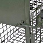 Cage piège pour animauxn une entrée anti rongeur de la marque vidaXL image 1 produit