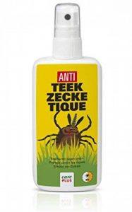 Care Plus Anti-Tique Spray de 100 ml de la marque Care Plus image 0 produit