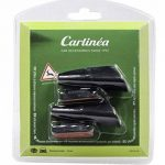 Carlinea 485036 Sifflets Ultrasons Anti-Gibier, Set de 2 de la marque Carlinea image 1 produit