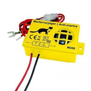 CarPoint 0529532 Accessoire Auto Anti-Martre, 12 V de la marque CarPoint image 0 produit