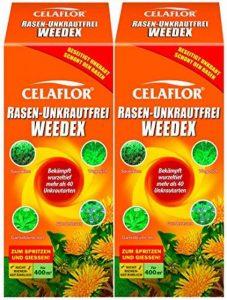 Celaflor Weedex Produit anti mauvaises herbes pour gazon 800ml Value Pack de la marque Celaflor image 0 produit