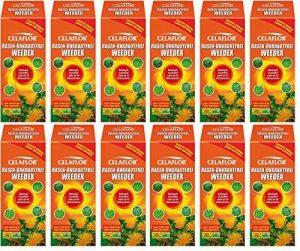 Celaflor Weedex Produit anti mauvaises herbes pour gazon Herbicide 12x 400ml de la marque Celaflor image 0 produit