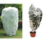 Cenigomma Voile d'hivernage pour les plantes, en intissé de 30g/m² - largeur 210cm de la marque CENIGOMMA image 1 produit