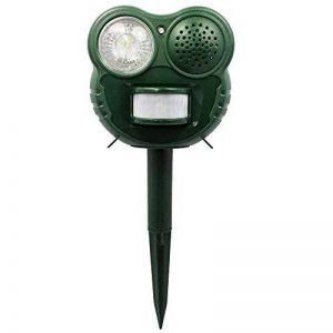 Chasse Nuisibles - Flash 5 LED - Ultra sonique - Détecteur de Mouvements de la marque Fishtec ® image 0 produit