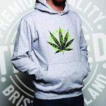 Chemical Make Up Cannabis marijuana Molécule Weed Dope Sweat à Capuche de la marque Tim and Ted image 1 produit