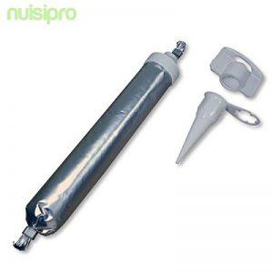 Colle transparente en tube de 80g, spéciale pics anti-pigeon NUISIPRO de la marque Nuisipro image 0 produit