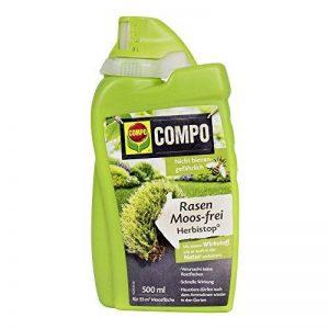 Compo 26523gazon sans mousse herbi Stop 500ml de la marque Compo image 0 produit