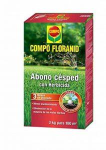 Compo Engrais Floranid avec herbicide 3kg de la marque Compo image 0 produit