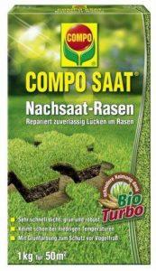 Compo Saat réensemencement de gazon, 1kg de la marque Compo image 0 produit