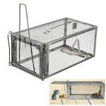 cooshional Cage de Hamster Piège à Souris Réutilisable Rat Emparer Trappes de la marque cooshional image 1 produit